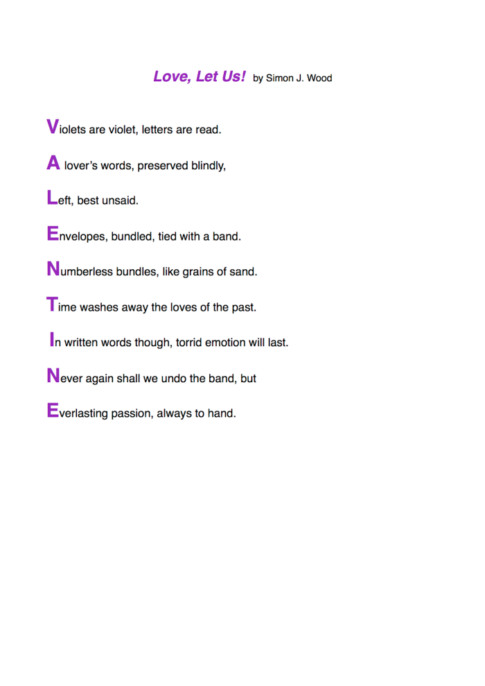 TASWG acrostic poem 2