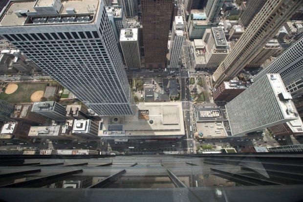 John Hancock Center's Tilt