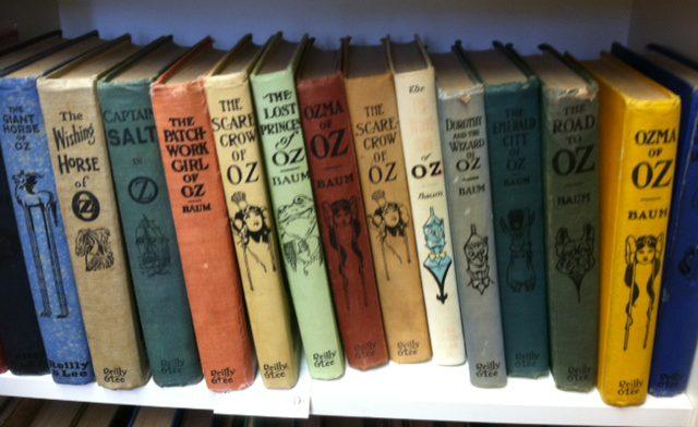 oz-books