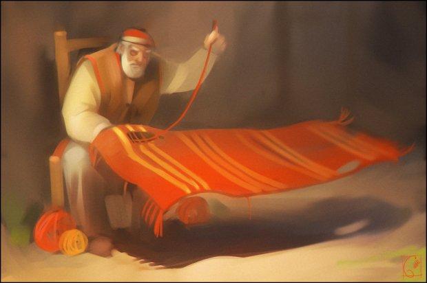 repairing_magic_flying_carpet_by_gaudibuendia-d9vt1ip
