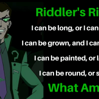Riddle-me-ree