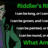 Riddle-me-ree