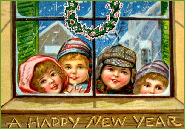 new-years-cards-children-looking-out-window